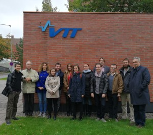 Consortium at VTT