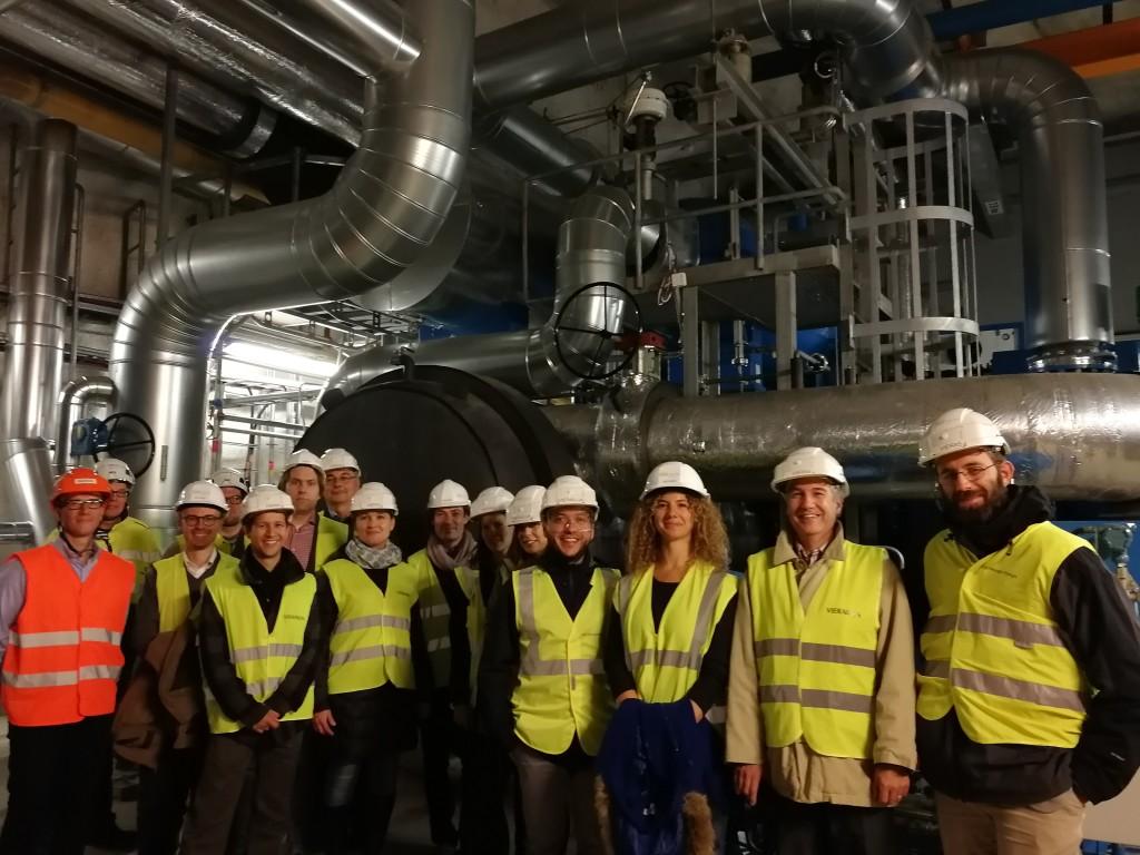 Consortium in Katri Vala plant