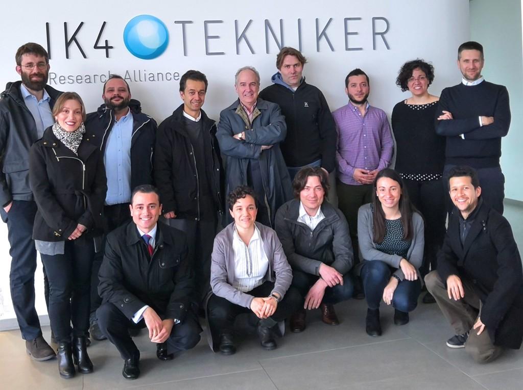 Members of the Consortium plus members of the EAB